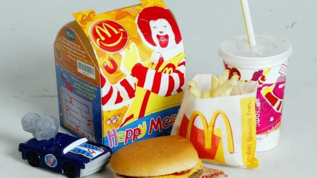 What a Happy Meal looks like after six years http://www.essentialkids.com.au/food/family-meal-planning/what-a-happy-meal-looks-like-after-six-years-20160208-gmp283.html