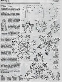 Irish crochet &: Журнал мод 577