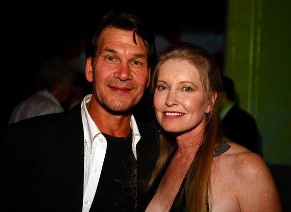 Skuespillerens kone er kommet videre efter Patrick Swayzes død