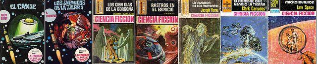 Megapost Bolsilibros La Conquista del Espacio [Bruguera] [Adultos] [EPUB] [MEGA - FD]