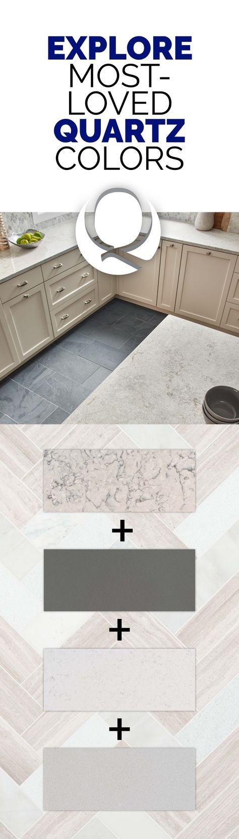 Best 25+ Quartz countertops ideas on Pinterest | Kitchen ...
