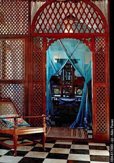 Emerson Green hotel, Stone Town, Zanzibar, Tanzania ...