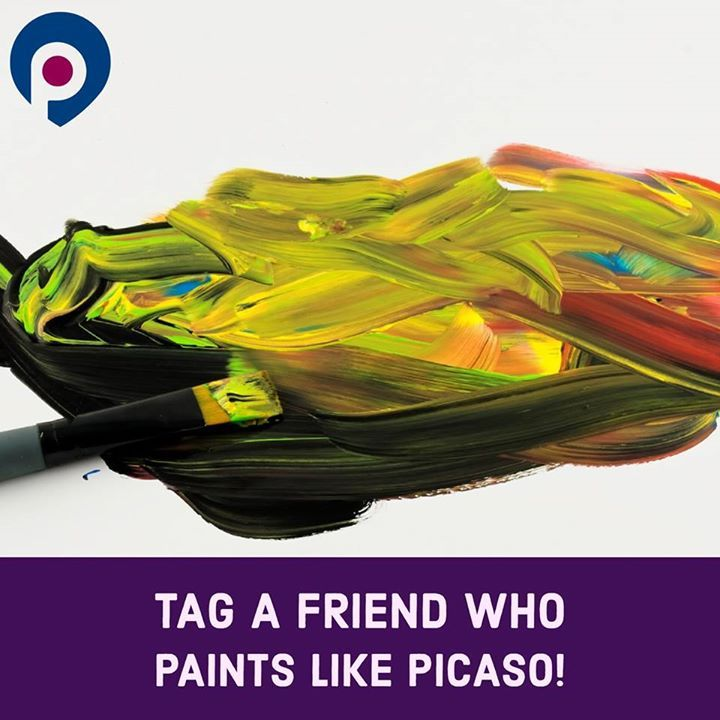 #Doyouknow today is the birthday of world famous painter #PabloPicasso? #TagAFriend