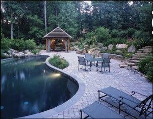 grey coping pools | Springfield, VA swimming pool contractors install pool coping
