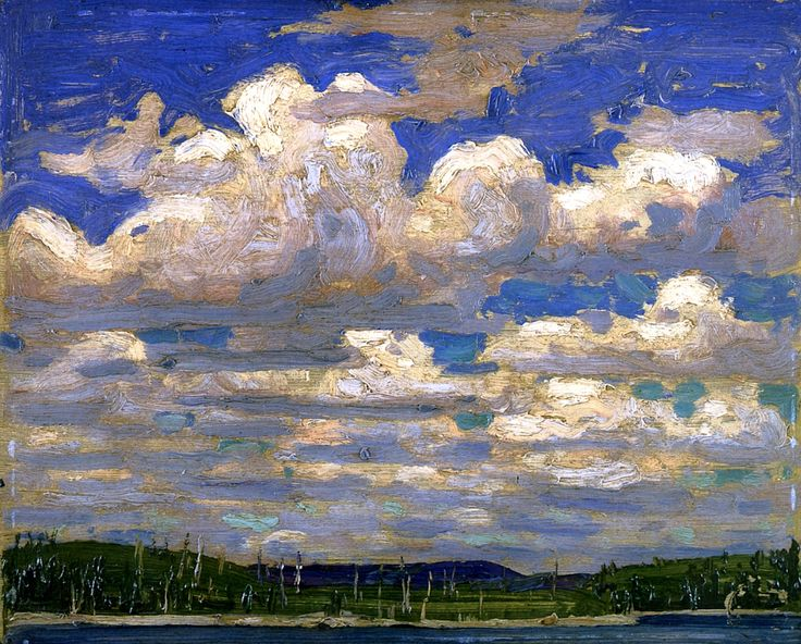 susanzweig:  tom thomson, 1915