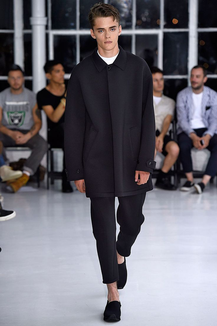 Grunge fashion 1990s men 1990s grunge fashion related keywords - Daisuke Obana Unveiled His Spring Summer 2016 Collection For N Hoolywood During New York Fashion Week Men S