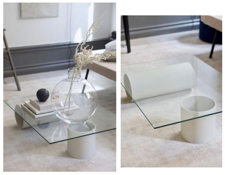 DIY: Soffbord i glas | An Interior Affair