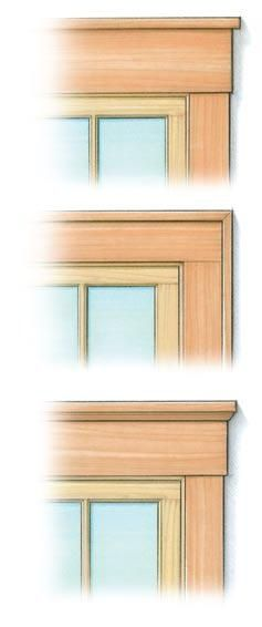 Arts & Crafts style home windows. Linked article has extensive info on Arts & Crafts architecture and its substyles.