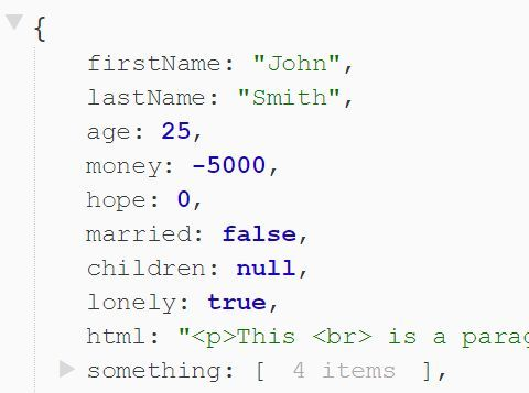 yet another json viewer jquery plugin which presents your json data in a more