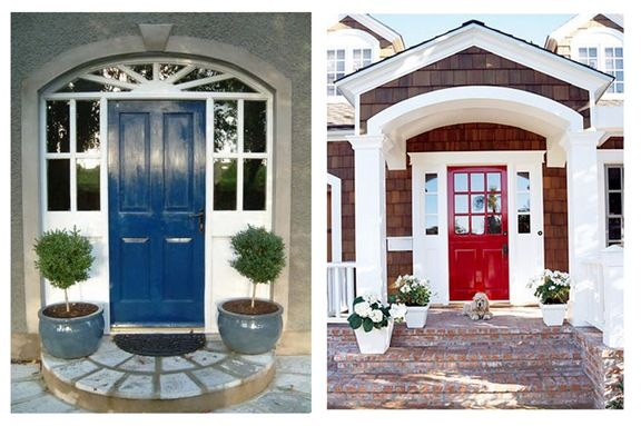 200 Best Clever Curb Appeal Ideas Images On Pinterest Entrance Doors Apartment Therapy And