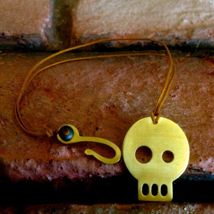 Skull & Hook Armlet