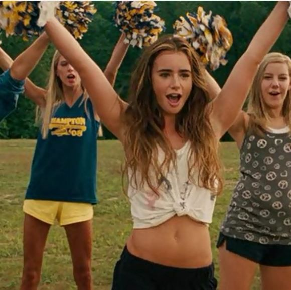 abduction lily collins  | Lily Collins – sin salida – abduction – 2011 (17) | Otras ...