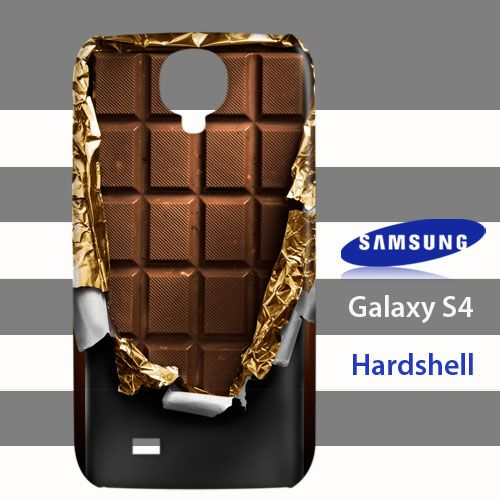 Chocolate Samsung Galaxy S4 Case Cover