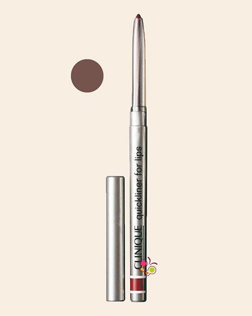 CLINIQUE Quickliner For Lips Dudak Kalemi 02 Tender Taupe