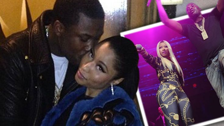Check out the huge diamond ring Meek Mill gave Nicki Minaj for her 33rd birthday (See Photos)