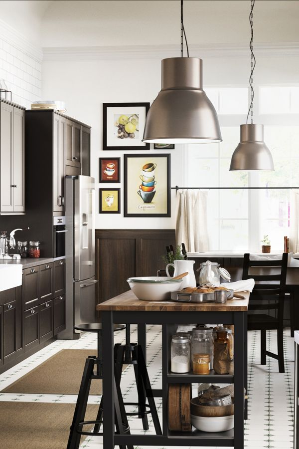 Bring some peace u0026 quiet back into your kitchen! IKEA SEKTION kitchens  include high-