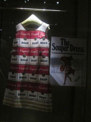 The Souper Dress, Museo de la Moda. Santiago,Chile.