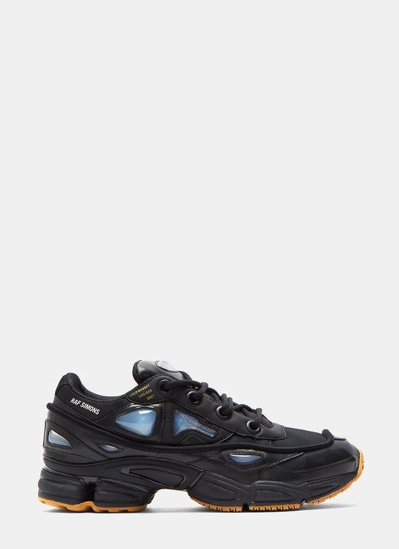 RAF SIMONS  unisex ozweego bunny sneakers in black   Discover Now LN-CC - Ozweego Bunny Sneakers