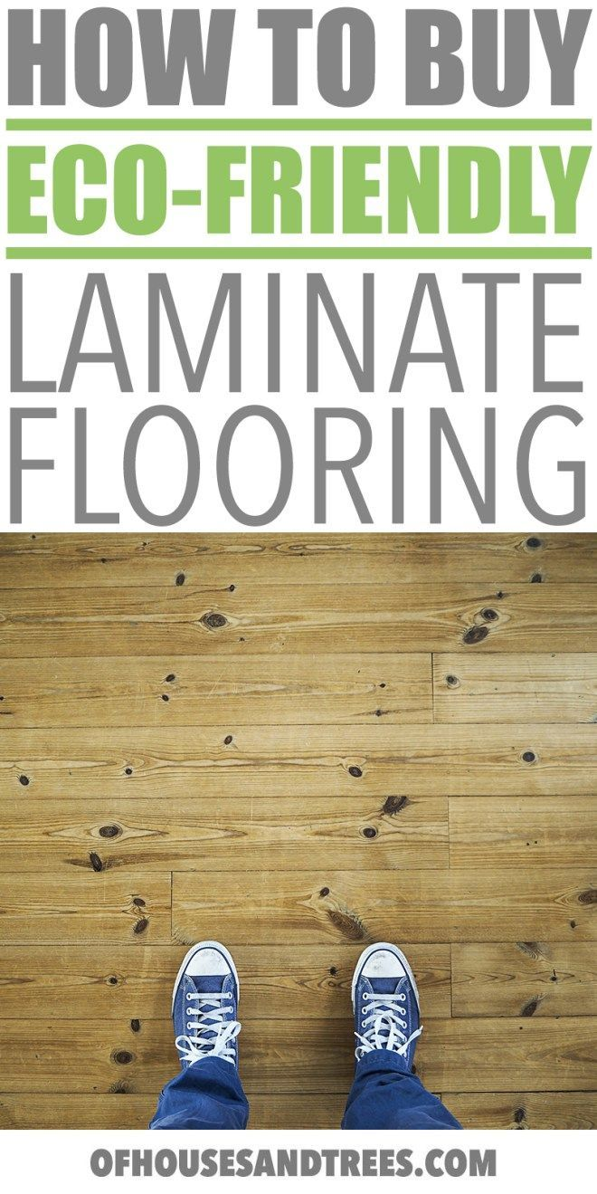Eco Friendly Laminate Flooring