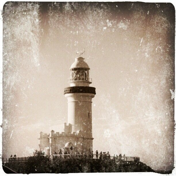 """#lighthouse #byron bay #australia"""