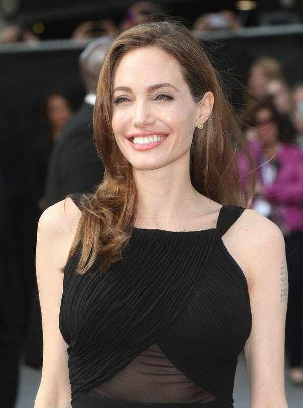 Angelina Jolie is listed (or ranked) 1 on the list Famous (Alleged) Illuminati Members