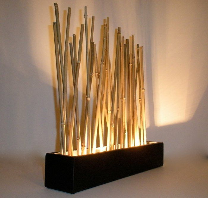 88 Bambus Deko Ideen für ein fernöstliches Flair zu Hause - Fresh Ideen für das Interieur, Dekoration und Landschaft