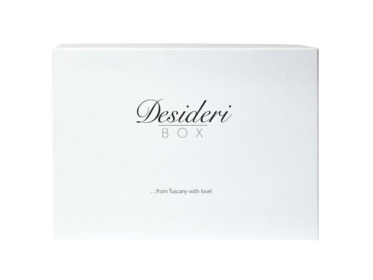 Desideri Box - gift box