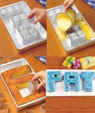 Comment décorer votre gâteau facilement? Zogin moule plastique