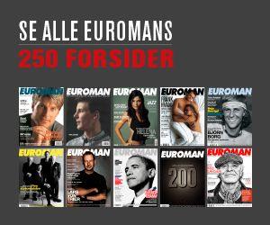 Danmarks eneste originale hjemmeside til mænd - Euroman