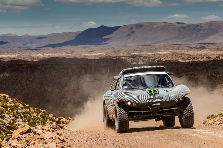 Liste engages Dakar 2016