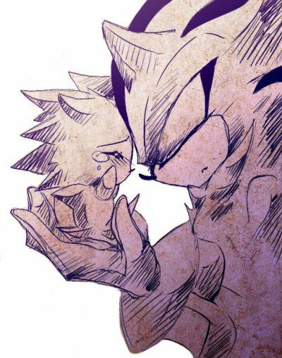 Shadow et son fils
