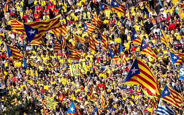 "Why does Catalonia want independence from Spain? - telegraph.co.uk, Harriet Alexander, 22 Oct 2014. ""Calls for complete independence grew steadily until July 2010, when the Constitutional Court in Madrid overruled part of the 2006 autonomy statute, stating that there is no legal basis for recognising Catalonia as a nation within Spain. The economic crisis in Spain has only served to magnify calls for Catalan independence – as the wealthy region is seen as propping up the poorer rest of…"