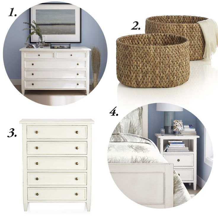 Crate and Barrel Storage