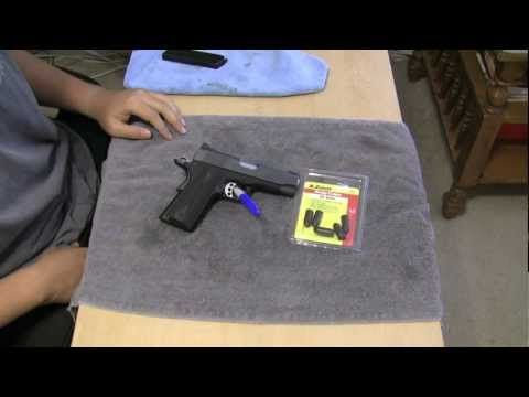 Kimber Pro Carry 2 Review and Takedown - YouTube