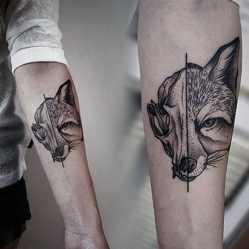 Best 25+ Fox Skull Ideas On Pinterest