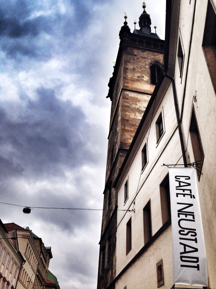 Love this hipster Cafe in #Prague - Neustadt - www.urbankristy.com
