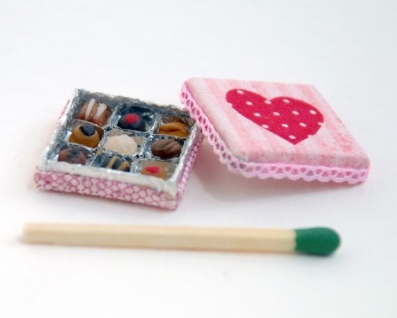 mini mini caixinha: Minis Minis, Minis Everything, Minis Dog Qu, Minis Valentines, Minis Chocolates, Sweet Petite, Minis Stuff, Miniatures Valentines, Minis Caixinha
