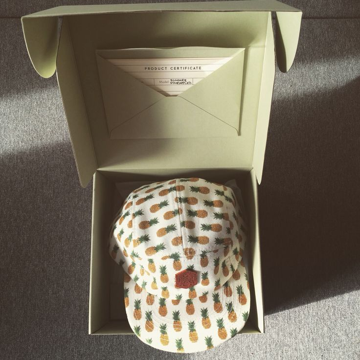 Paris&hendzel pineapple 5panel