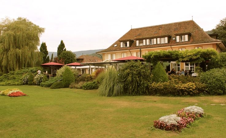 restaurant, hotel, switzerland, jean jacques rousseau