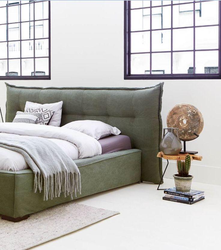 25 beste idee n over ledikant op pinterest kajuitbedden peuterkamers en meisje peuter slaapkamer - Groen hoofdbord ...