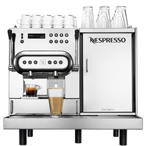 Nespresso extends its foodservice range with Aguila 220