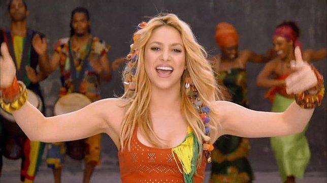 Shakira sorprende con su canción oficial para el mundial de Brasil