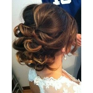 latest brunette wedding hair - Google Search