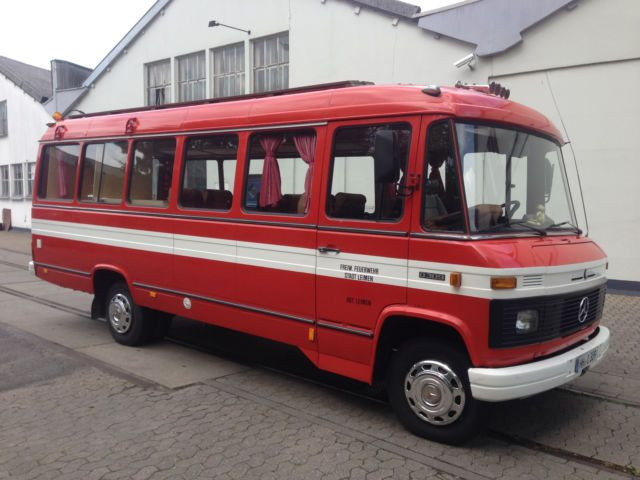 f07f2beb5b Mercedes-Benz O 309 D-13V Oldtimer lang hoch+ breit H Kennz. as Van in  Hamburg
