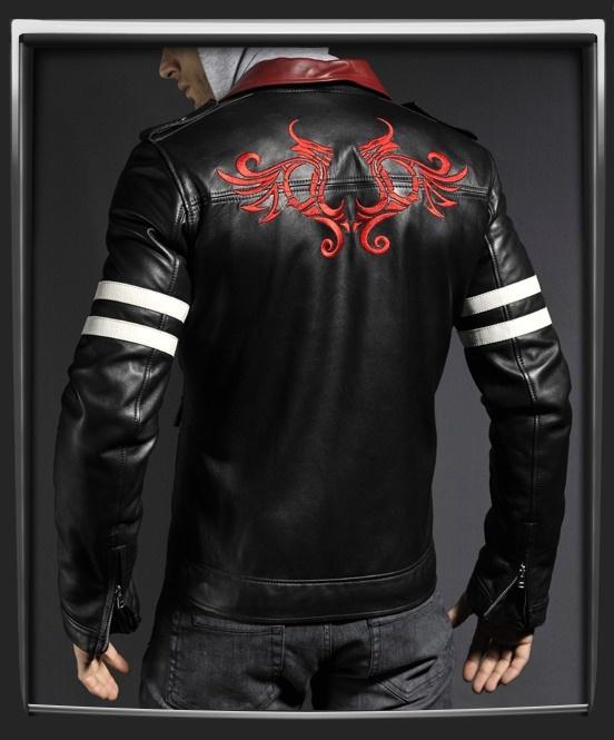 Prototype Alex Mercer Jacket