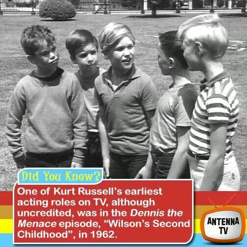 Kurt Russell ... Denni...