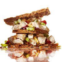 Skinny Waldorf Salad #recipe #Travelfit www.sixpackbags.com | Healthy ...