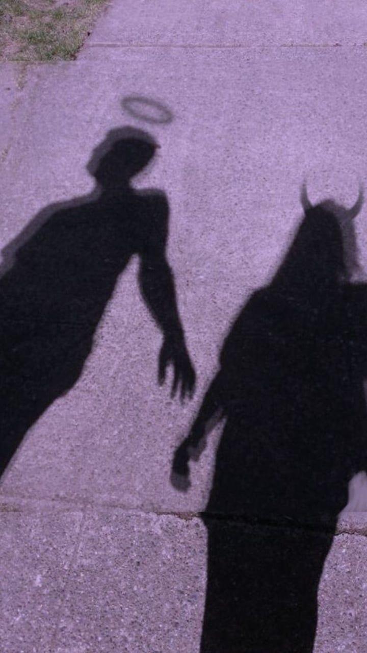 Devil Shadow Aesthetic : devil, shadow, aesthetic, Trëndafil