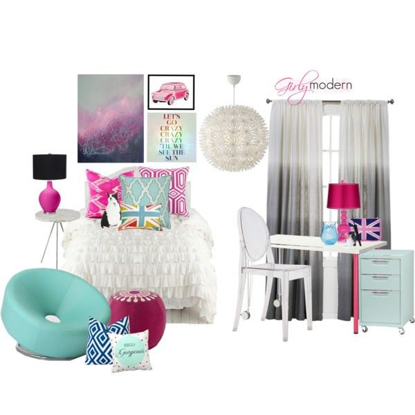 tween/ teen girls room