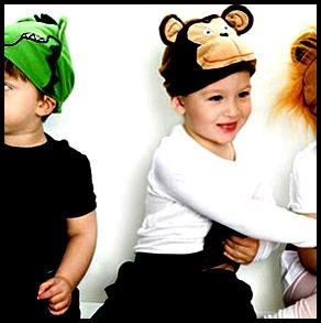 Animaletti  http://www.lagravidanza.net/cappelli-e-cappellini-piccoli-stravaganti-e-divertenti.html/bimbo4